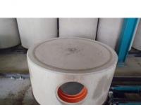 Пуск автоматической линии по производству канализационных шахт